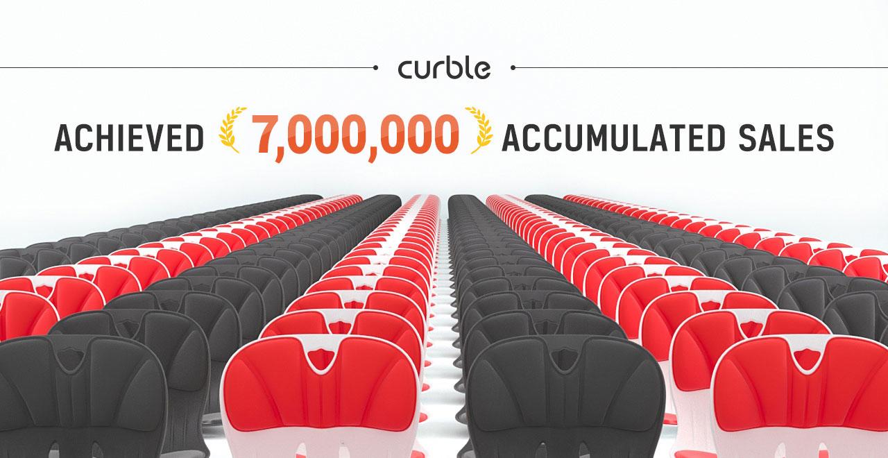 누적판매 50만개 달성!
