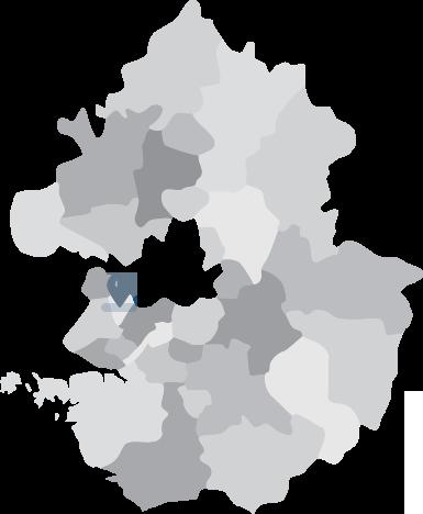 군포본사 지도