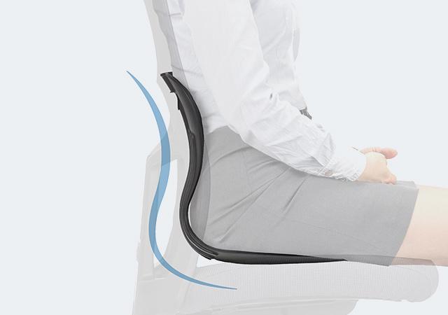 製品の利点 Curble Comfy 강조 이미지